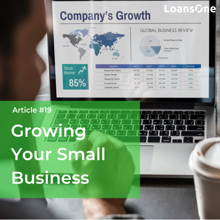 how to grow my small business