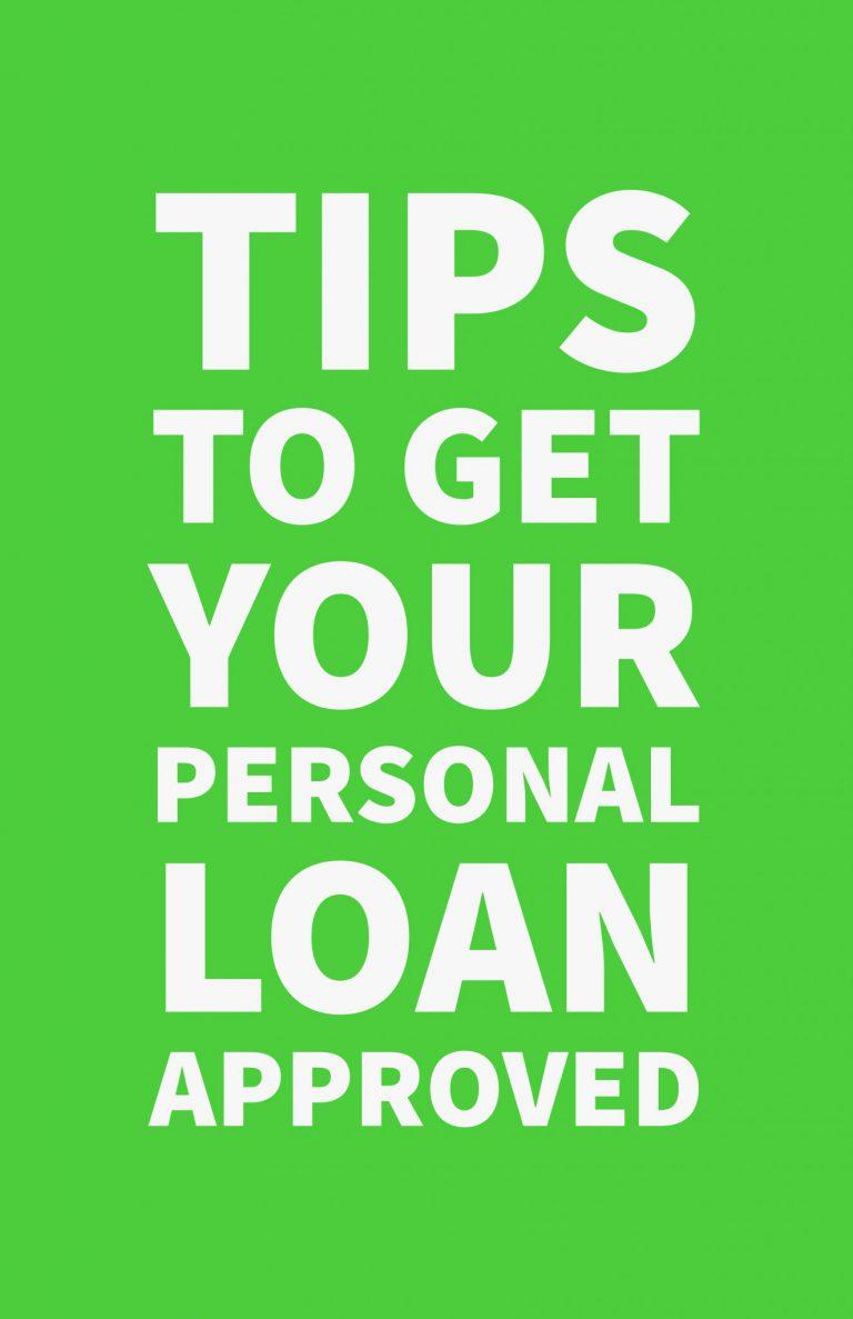 personal loan approval