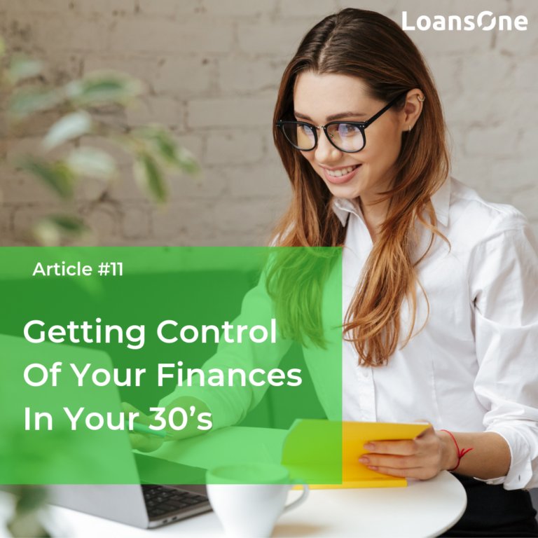 getting-control-of-your-financial-in-your-30s