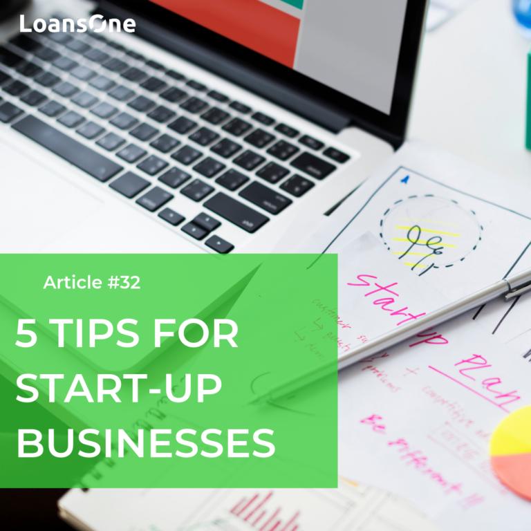 start up businesses