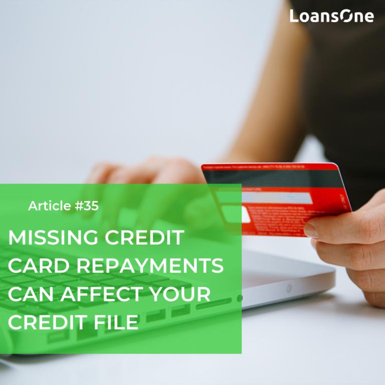 credit file problems