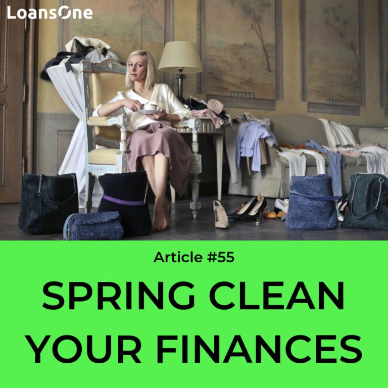 clean your finances