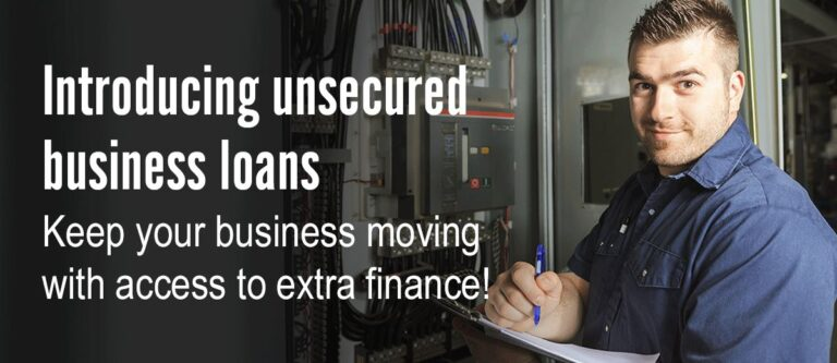 Unsecured Business Loans -electrician